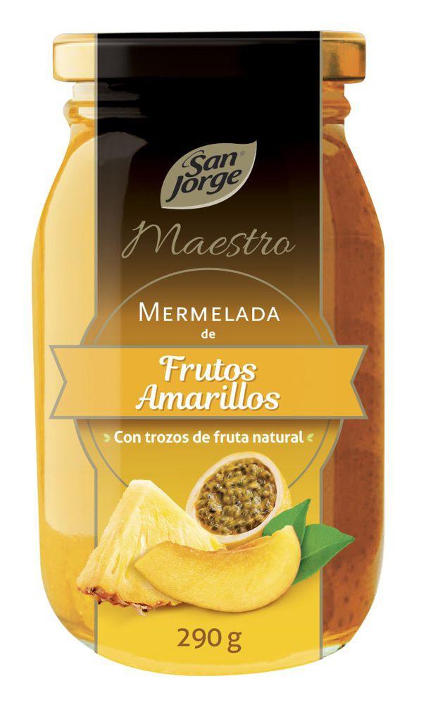 Mermelada frutos amarillos