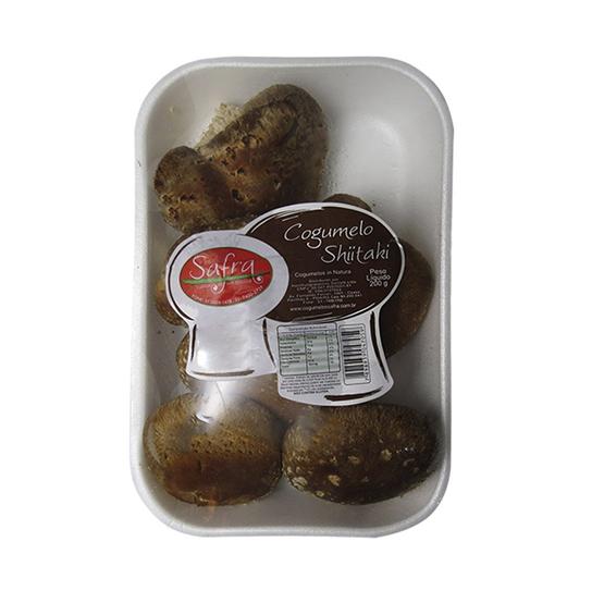Cogumelo shitake Safra 200g