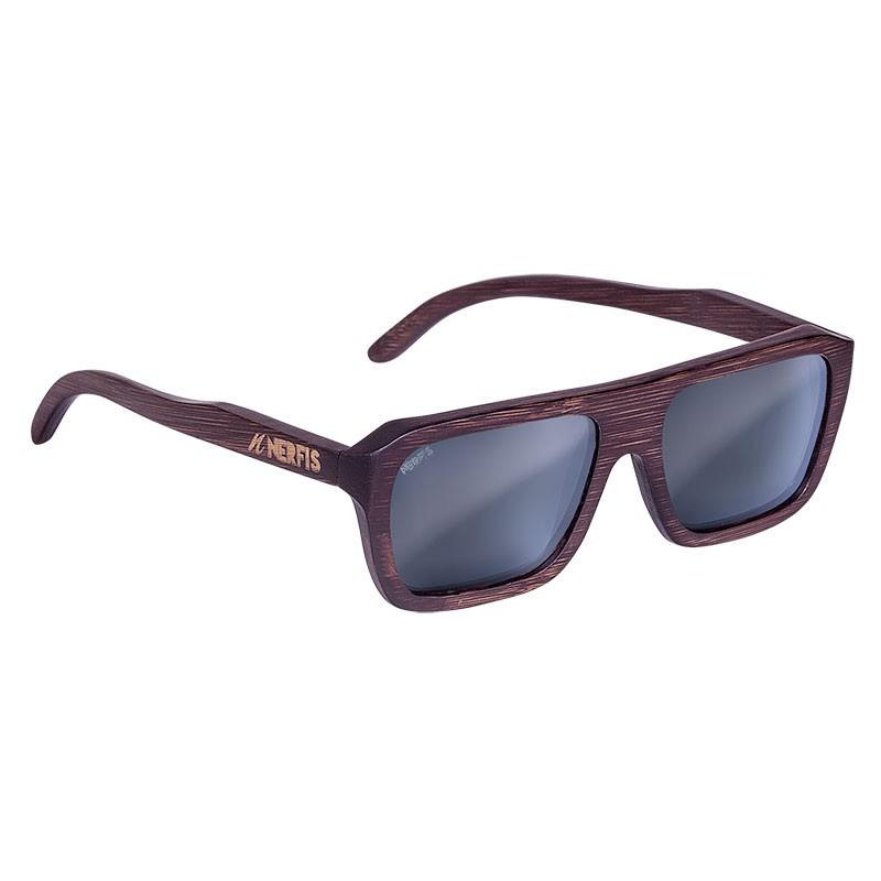 Anteojos de sol wood black ancho 150, largo 151, alto 48 mm