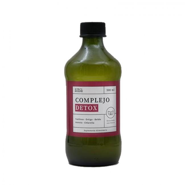 Complejo detox Frasco 500 ml