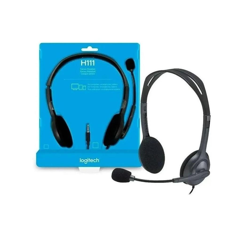 Audífonos Estéreo con micrófono H111