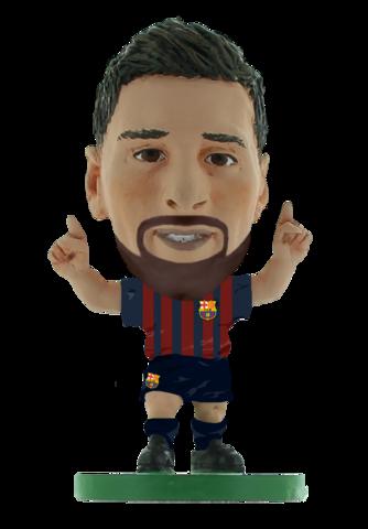Lionel messi (barcelona) - figurita coleccionable Tarjetón