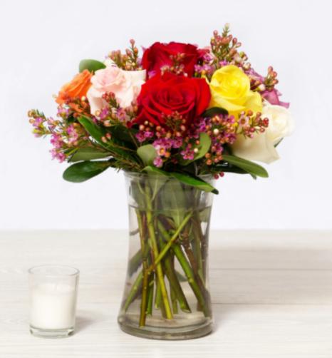 Roses galore 1 arrangement