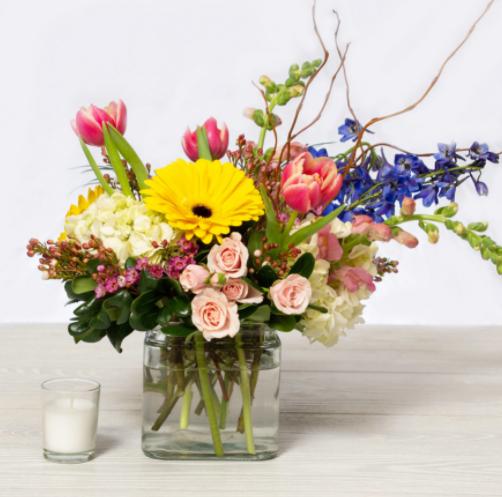 Springtime 1 arrangement