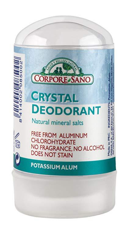 Cristal desodorante Frasco 60 gr
