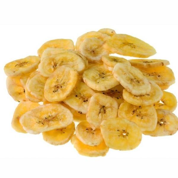 Platano chip 250 grs