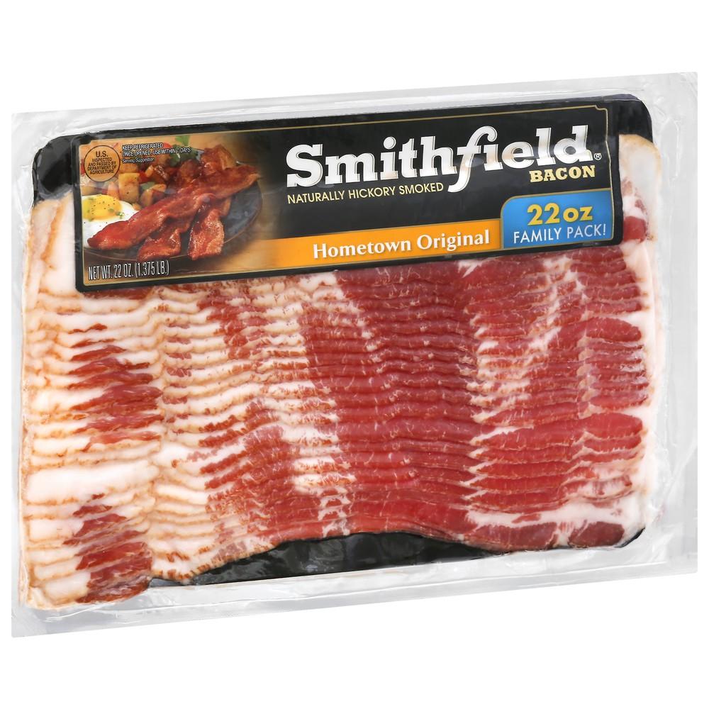 Family Back Hometown Original Bacon