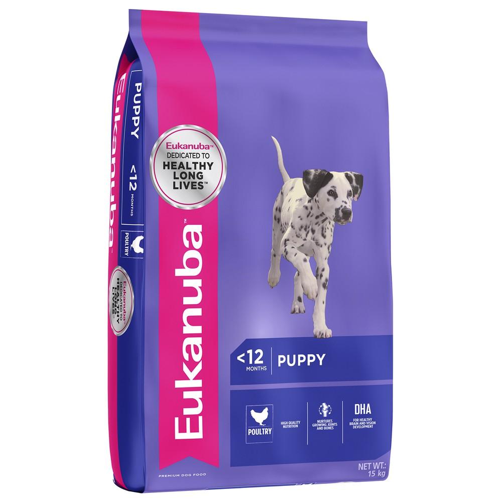 Puppy medium (raza media) 15 kilos