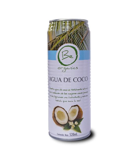 Agua de coco Botella 520 ml