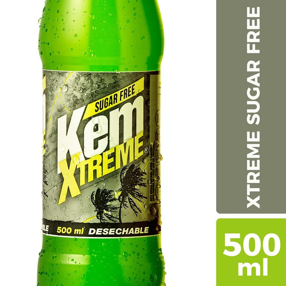 Bebida energética sabor piña sugar free