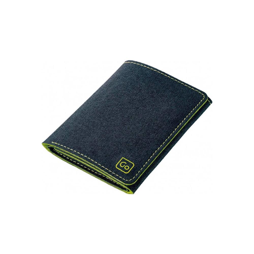 Micro billetera rfid azul GT684AZU