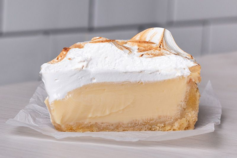 Trozo Lemon Pie