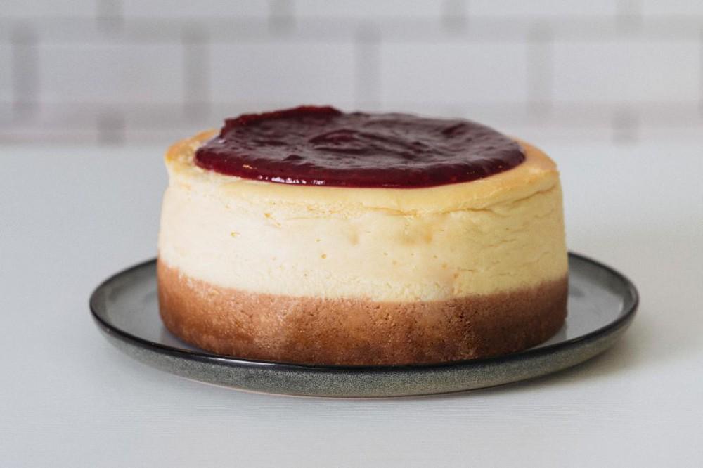 Cheesecake New York & Berries Entera (10 personas)
