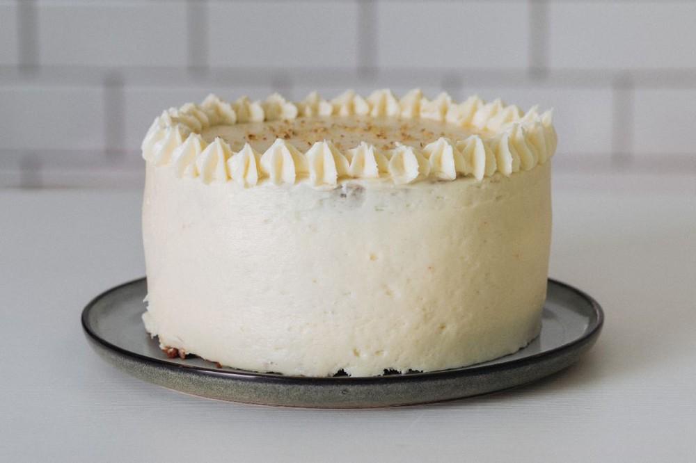 Torta Carrot Cake Entera (10 personas)