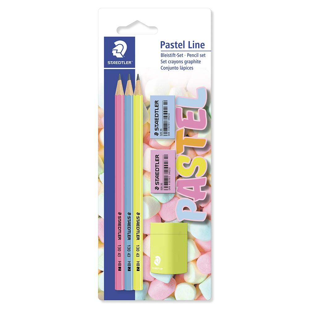 Set lápices grafito