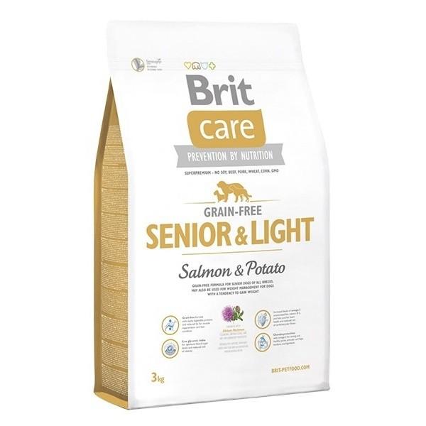 Senior & Light Salmon & Potato