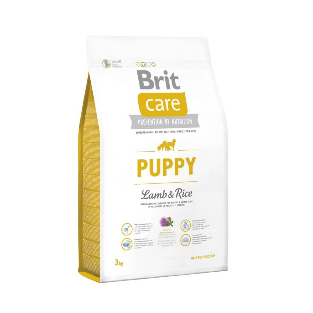 Puppy lamb & rice 3 kg