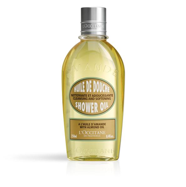 Aceite de ducha almendra