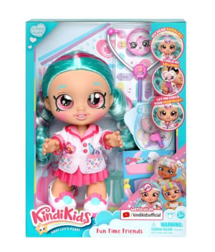 Shopkins kindi kids muñeca cindy pops