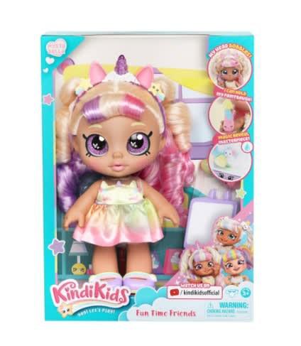 Shopkins kindi kids muñeca mysta bella