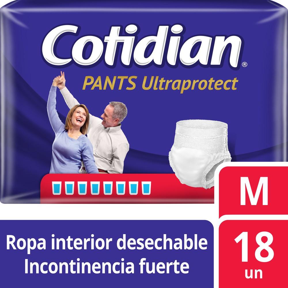 Ropa interior desechable incontinencia fuerte talla M