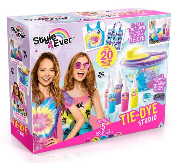 Style4ever tie-dye studio