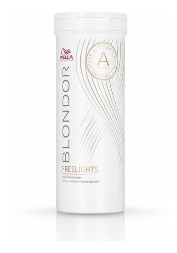 Blondor freelights polvo de iluminación blanco