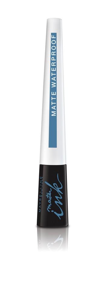 Delineador Master Ink liquid waterproof negro 2.5 g