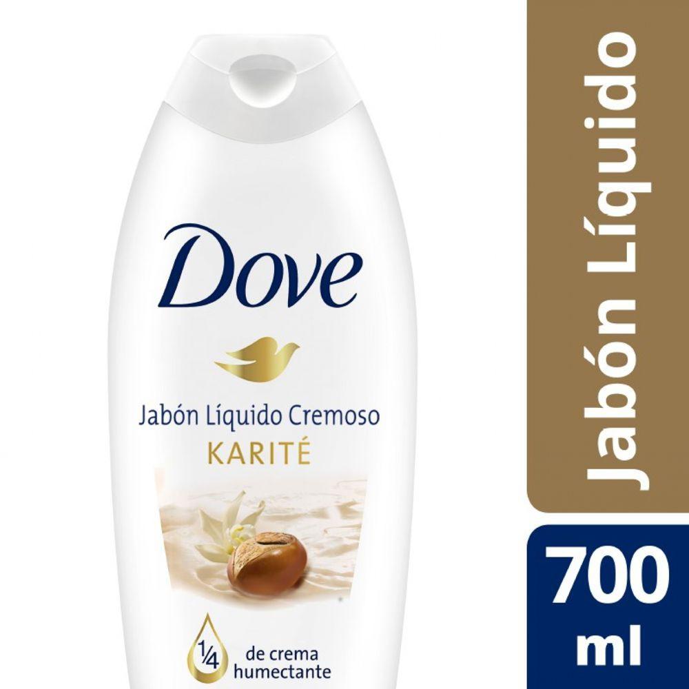 Jabón líquido karité