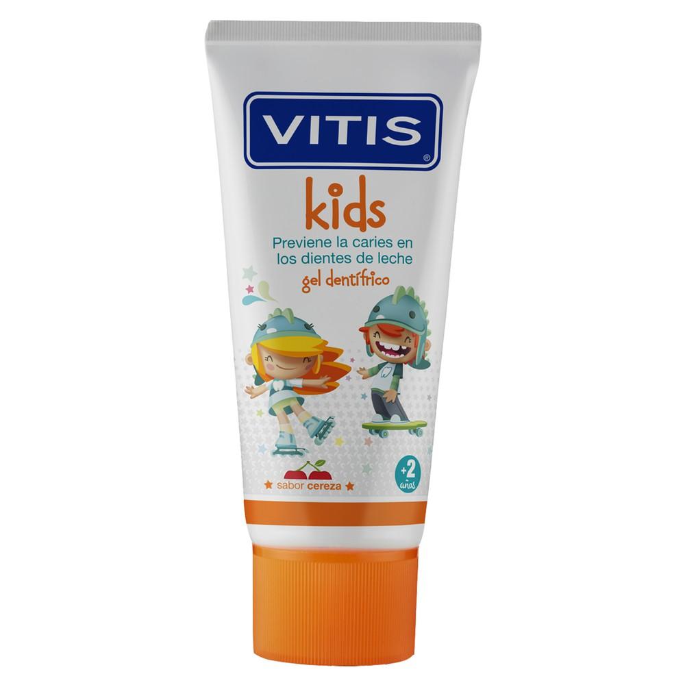 Pasta dental kids gel