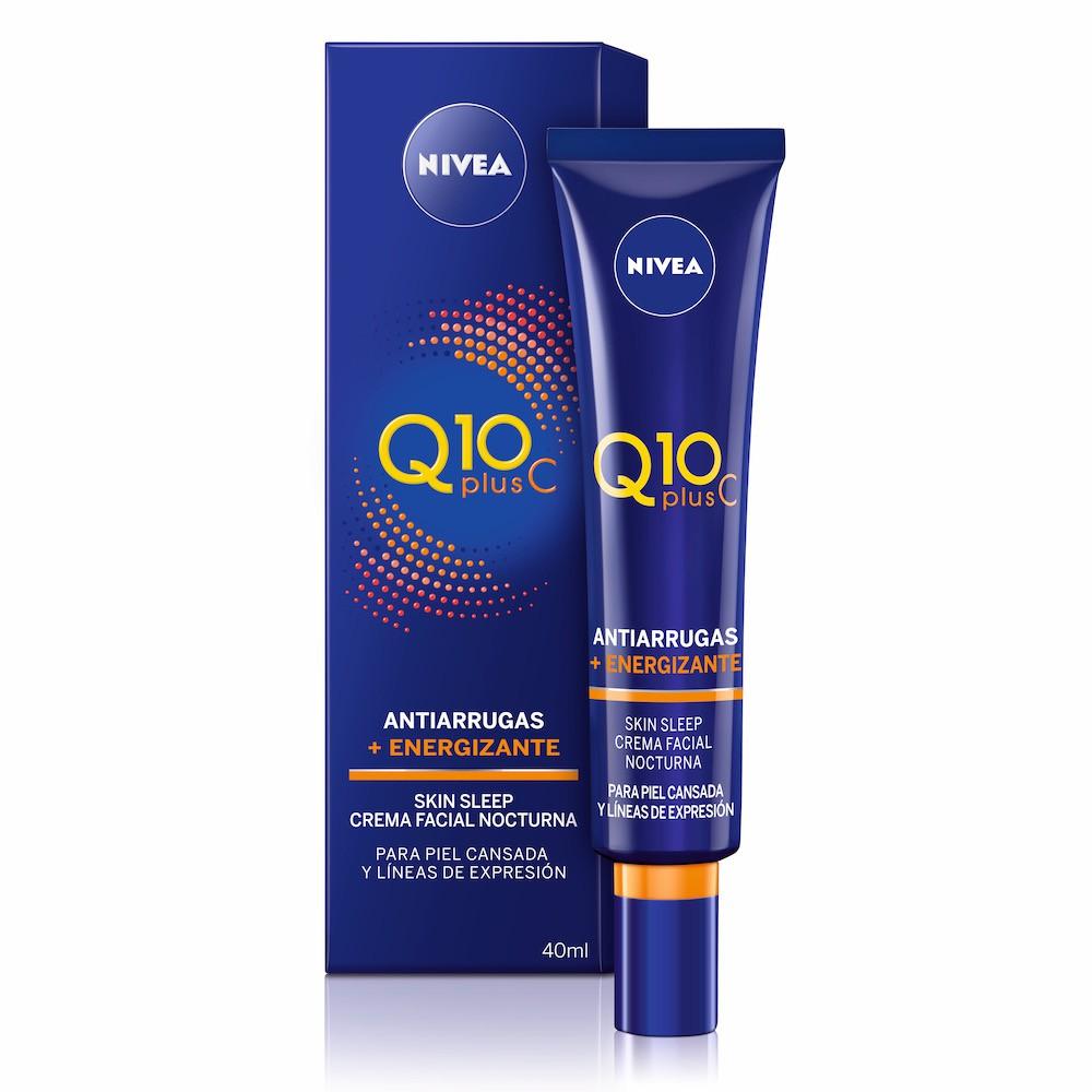 Crema de noche Q10 plus C