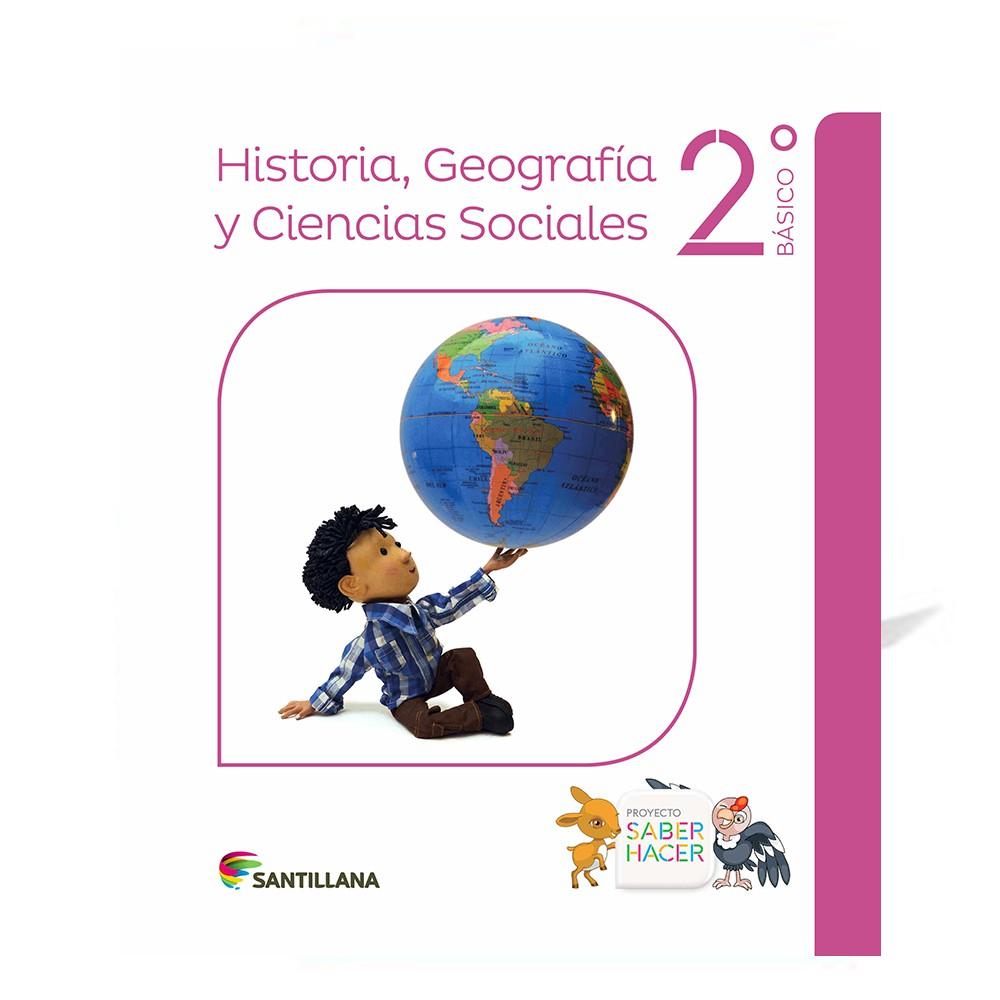Historia, geografía y ciencias sociales 2° básico