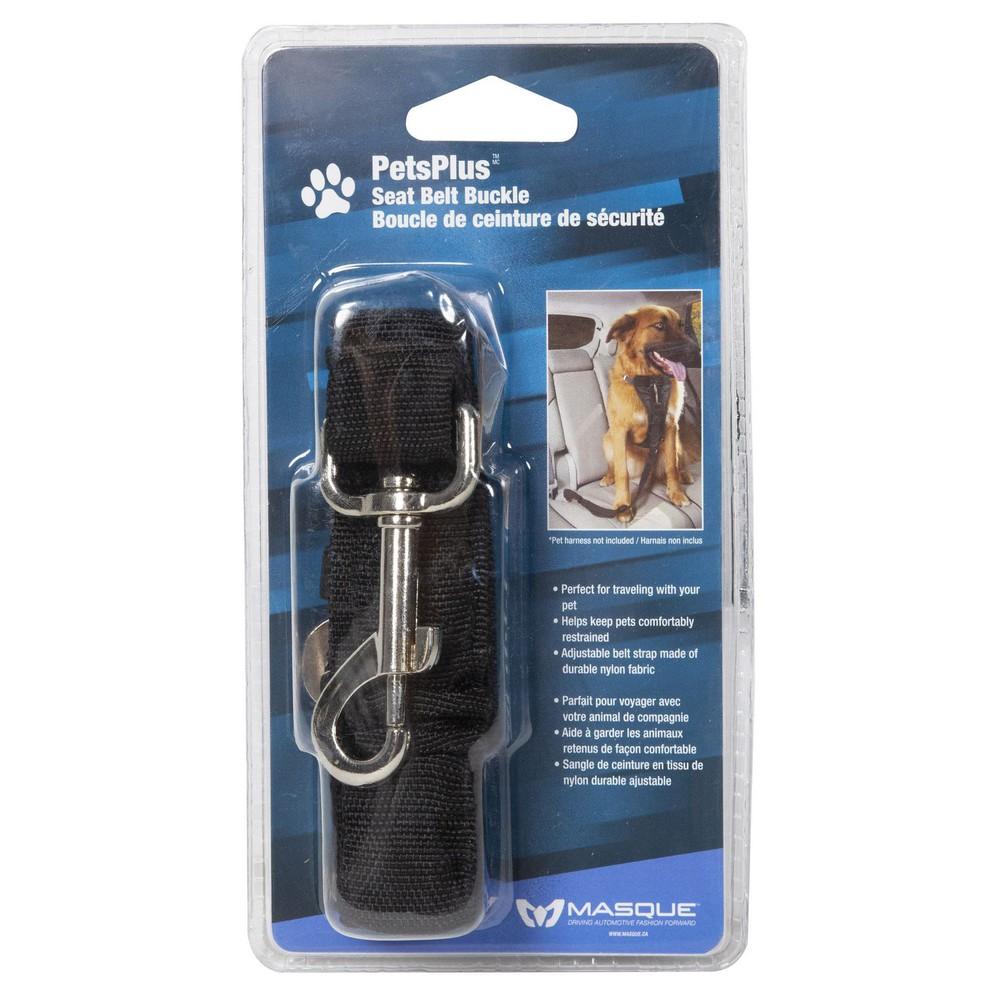 PetsPlus seat belt buckle for dogs