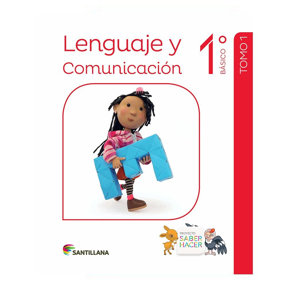 Pack lenguaje y comunicación 1° básico saber hacer