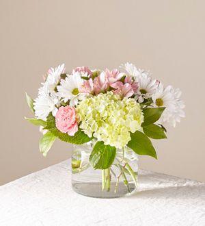 Flutter by bouquet VASE ARR