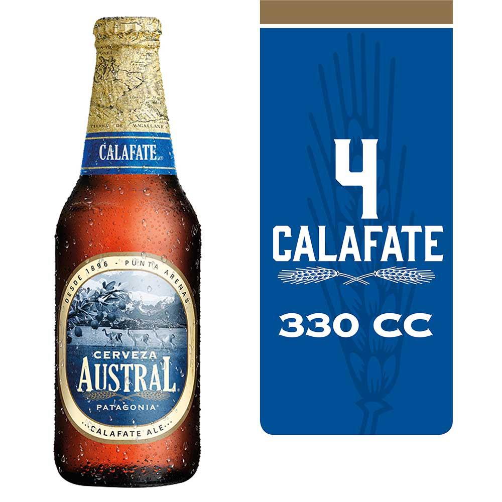 Cerveza Calafate