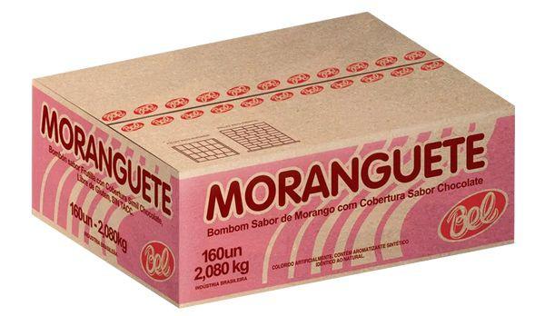 Bombom moranguete