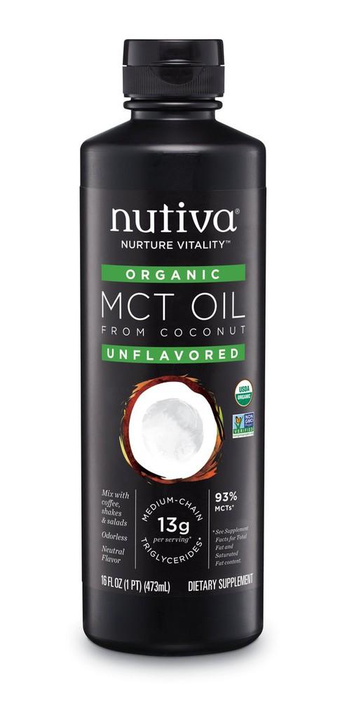 Aceite Orgánico MCT concentrado Tarro 473ml