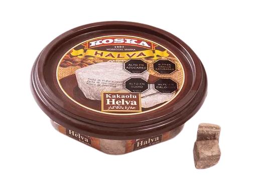Halva con chocolate 370 gr.