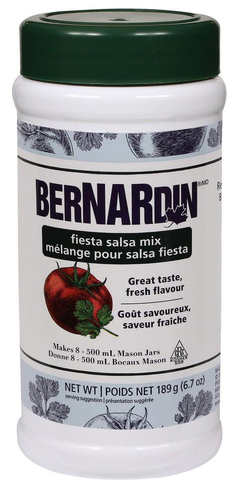 Fiesta salsa mix