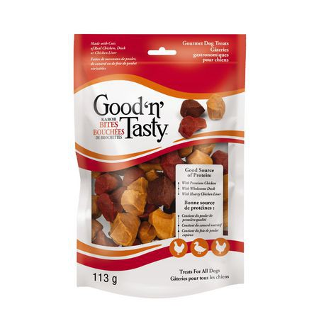 Kabob bites treats for all dogs