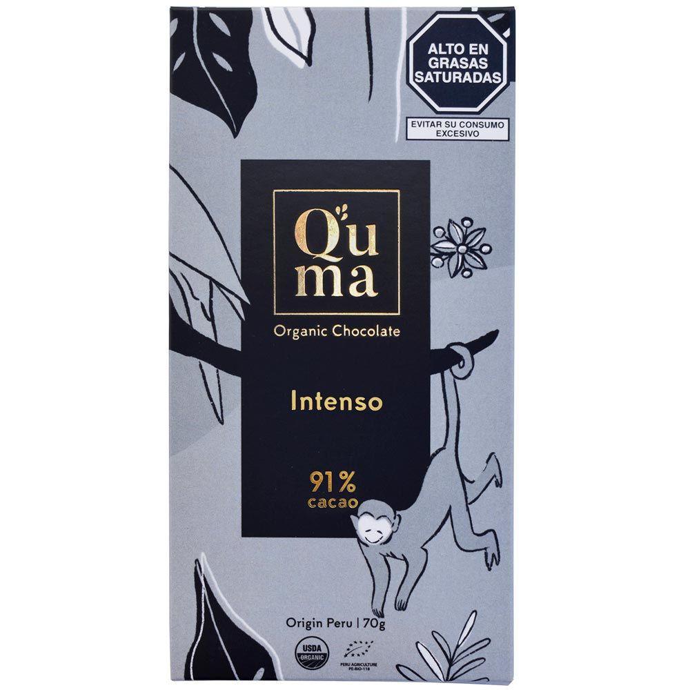 Chocolate quma 91% cacao