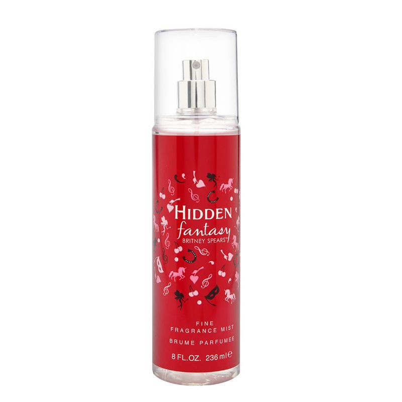 Hidden fantasy fragrance mist mujer 236 ml