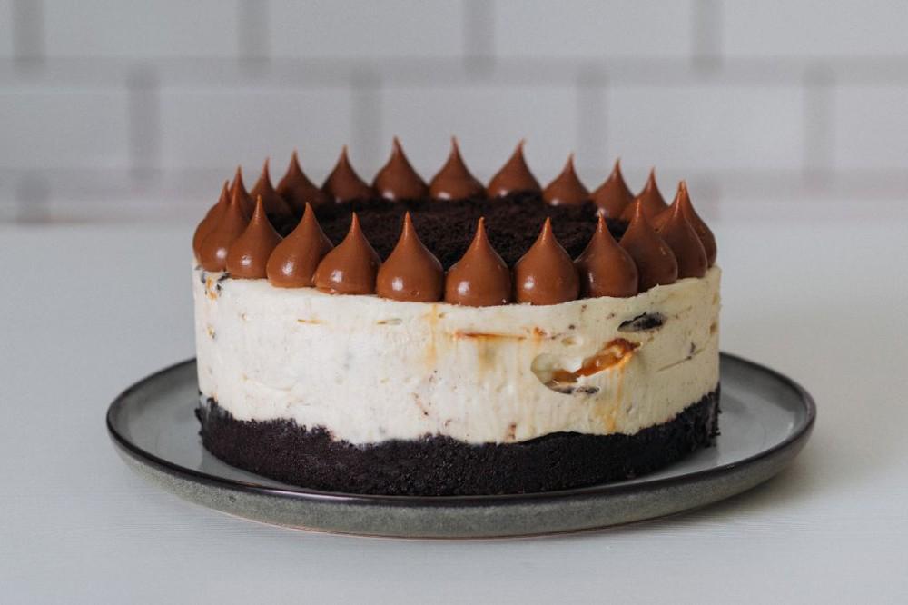 Cheesecake Oreo Entera (10 personas)