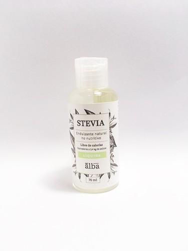 Stevia líquida Pet 70 ml.