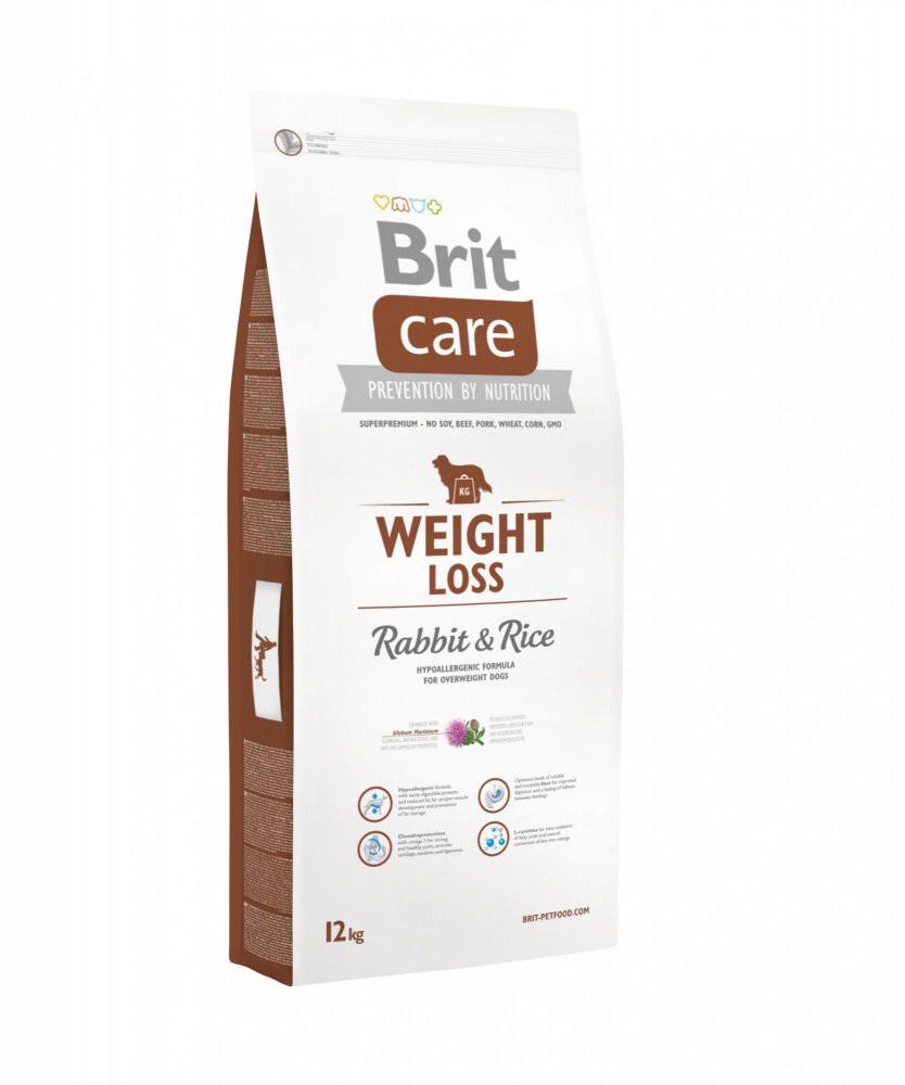Weight Loss Rabbit & Rice 12kg Bolsa 12 kg