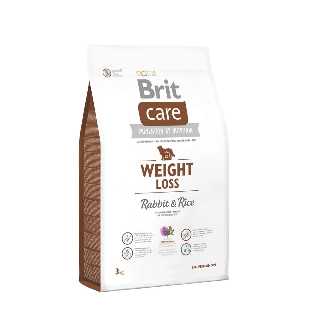Weight Loss Rabbit & Rice 3 kg
