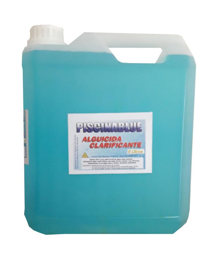Alguicida clarificante 5 litros