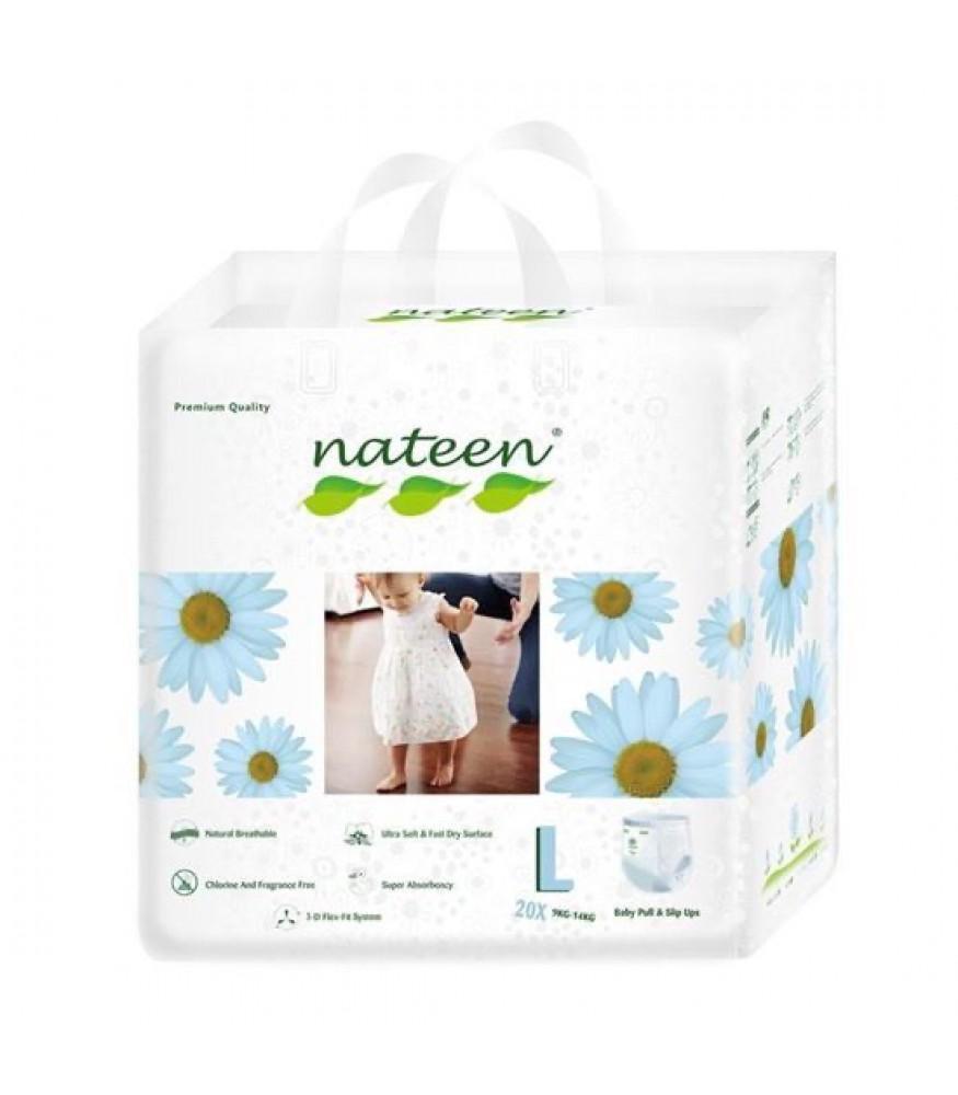 Productos calzón pañal ecológico talla l 20 und