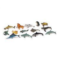 Set animales marinos 14 piezas